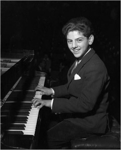 Daniel Barenboim: The Prodigy at age 13