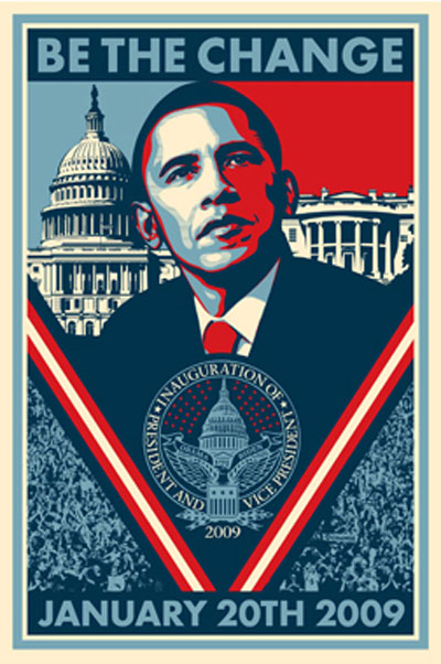 president-elect-obama-be-the-change-poster
